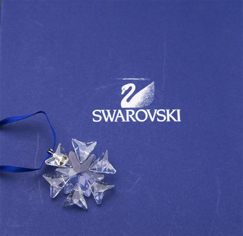 Ornament--Swarovski-884869
