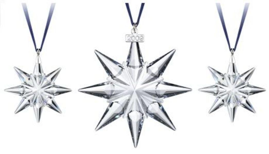 Ornament--Swarovski-996500