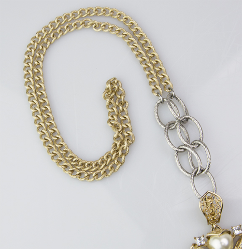 Stainless-steel-necklace-Dolce-and-Gabbana-DJ0933